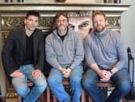 Frank Grillo, Tony Sheppard, Joe Carnahan