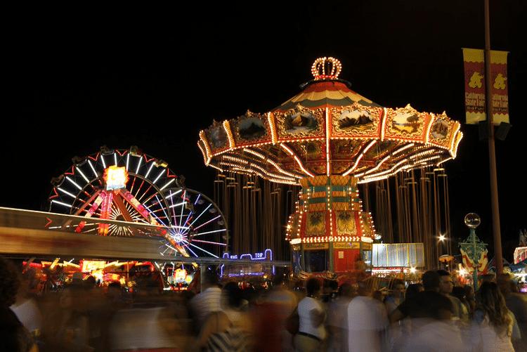 Sacramento state fair dates