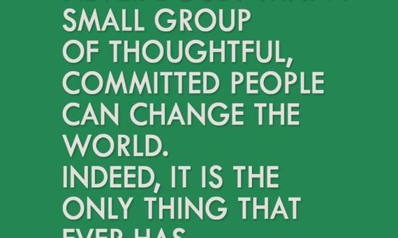 Margaret Mead change the world