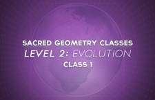 Sacred Geometry Classes: Level 2 Class 1