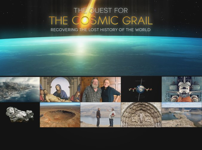 The Quest for the Cosmic Grail