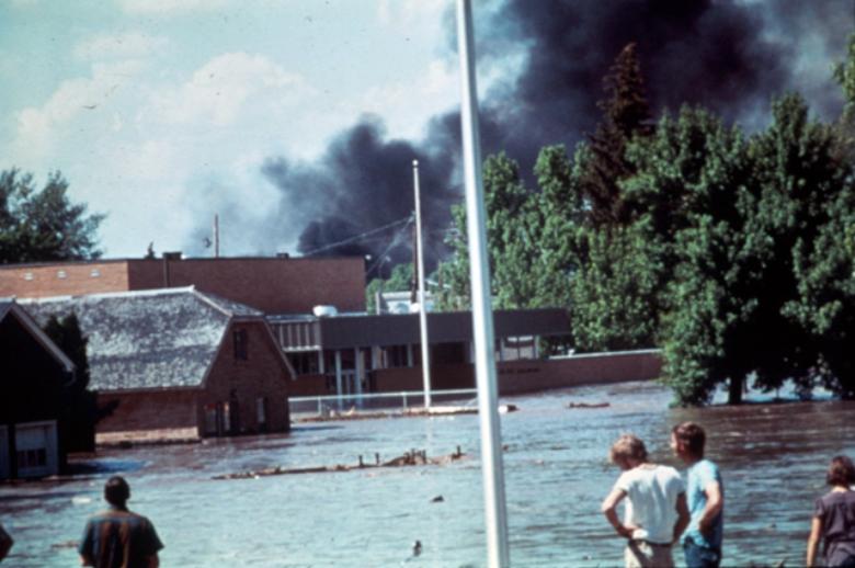 rexburg, drowning, flood,
