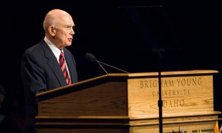 Elder Oaks says religious freedom is under fire & other news