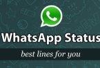 Latest Whatsapp Status in English