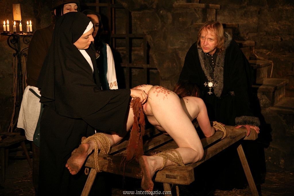Stories execution female punishment bdsm love that