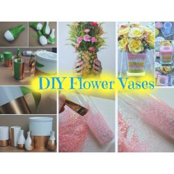 Impeccable Diy Vases To Decorate Your Part Diy Home Decorating Ideas Cheap Mobile Homes Diy Home Decorations
