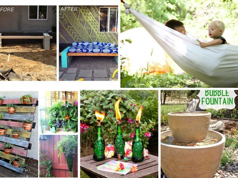 Large Of Easy Backyard Projects