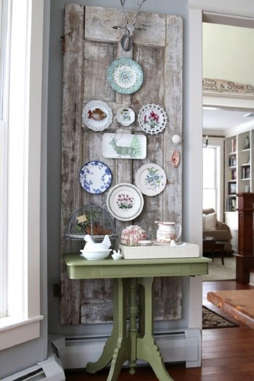 Medium Of Vintage Home Decor