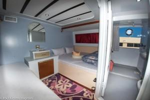 CU upper cabin