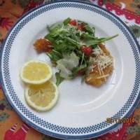 Ina Garten's Parmesan Chicken