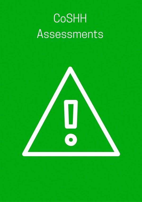 CoSHH Assessments