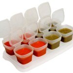 Baby Cubes: BPA Free & Phthalate Free Food Storage for Baby