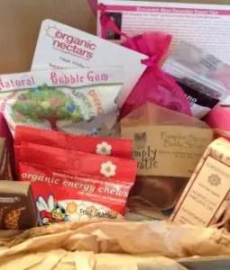 December Mom Box from EcoCentricMom.com