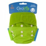 GroVia Hybrid Cloth Diaper System & Giveaway