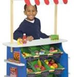 Review: Melissa & Doug Grocery Store / Lemonade Stand (Giveaway!)