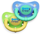 BornFree Unveils Orthodontic Pacifiers