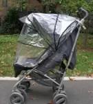 PVC Free Stroller Rain Covers