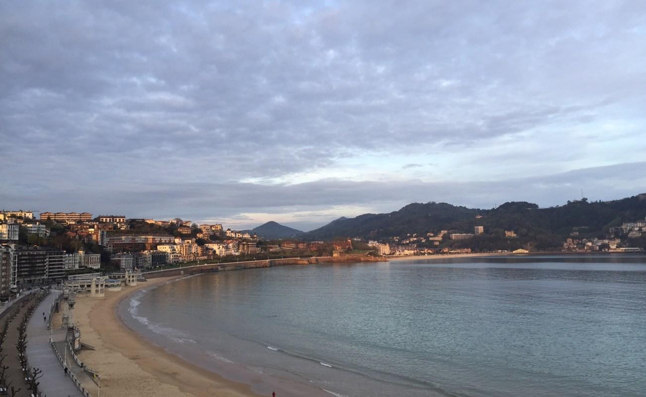 Postcard from San Sebastián