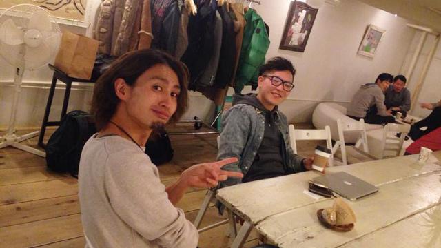 Ryugakusei hangout project 09