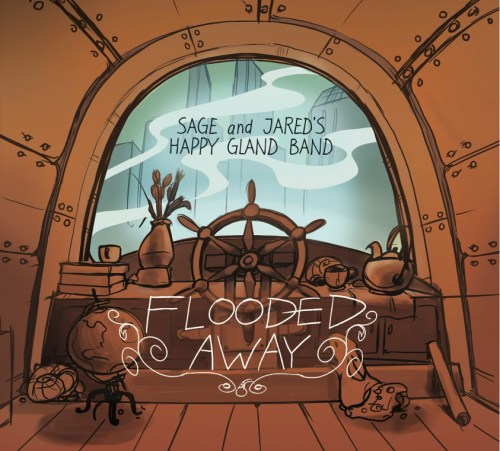 flooded away cover