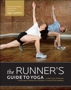 The Runner's Guide to Yoga Book Cover