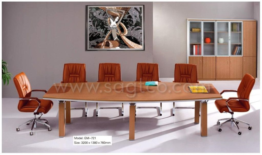 Brilliant  Office Furniture  Meeting Tables  Veneer Conference Tables