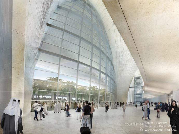 Arrivals-Concourse