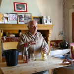 Organic wine tasting at Domaine de la Gasqui