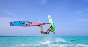 #sundayvideo. Sailing in paradise with Oda Johanne