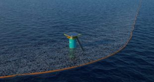The Ocean Cleanup unveils first prototype