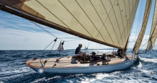 Les Voiles de St Tropez is also… the Gstaad Yacht Club's Centenary Trophy