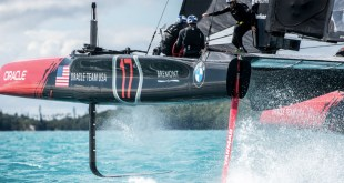 How to monitor sailor's performance on the water. VIDEO