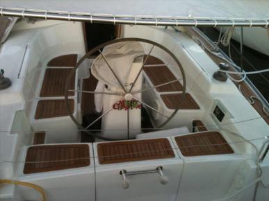 Cockpit at Christmas