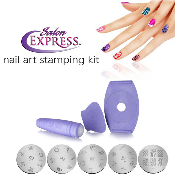 Salon Express Decorate Your Nails Your Pakistan Online Shop
