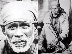 Photos of Sai Baba of Shirdi