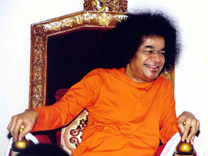 Photo of Bhagavan Sri Sathya Sai Baba