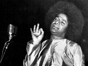 Photo of Sri Sathya Sai Baba