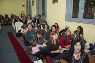 Uruguay 27 Apr 2014 Celebrations Ladies