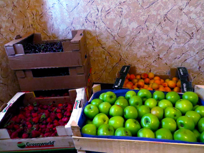 2014.06.16-8Z-Moldova-Chisinau-Service in the reformatory-Fruit for the colonists