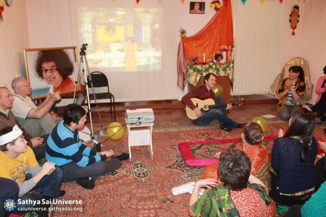 Birthday Programme in Astana, Kazakhstan