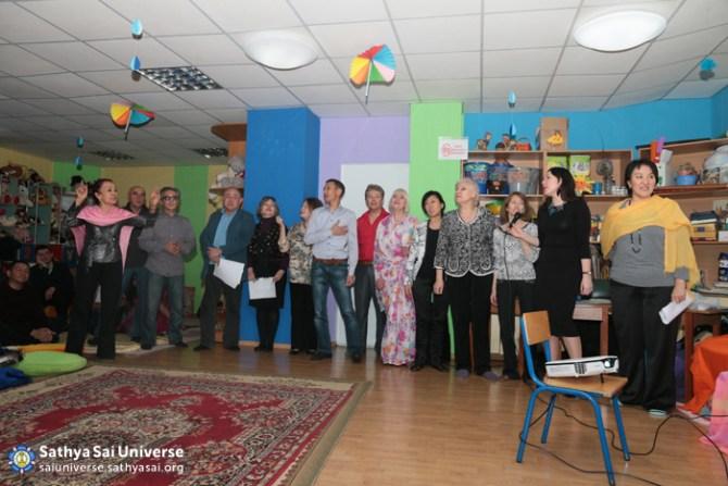 Devotional Singing in Kazakhstan