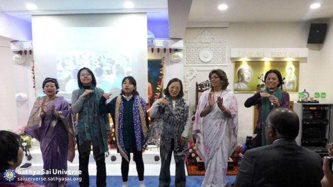 Presentation on Sathya Sai Education in Human Values