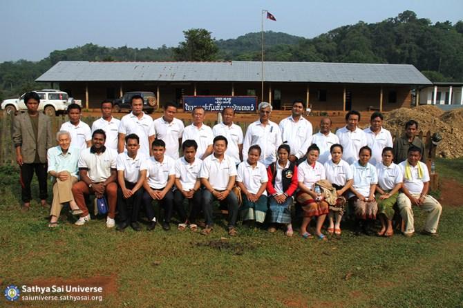 14 Team of 27 volunteers