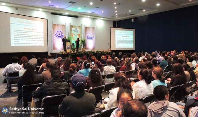 SSEHV Conference, Mexico