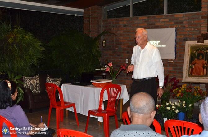 Talk by Mr. John Behner