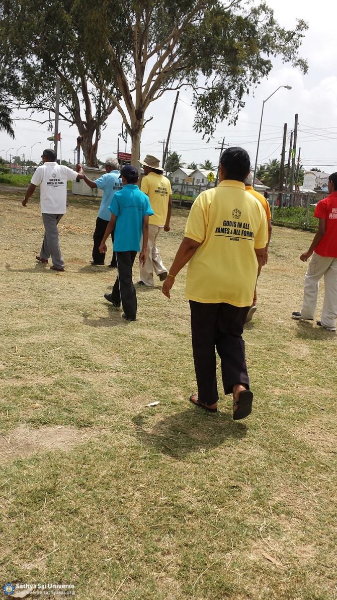 Z1 Guyana Sports Day