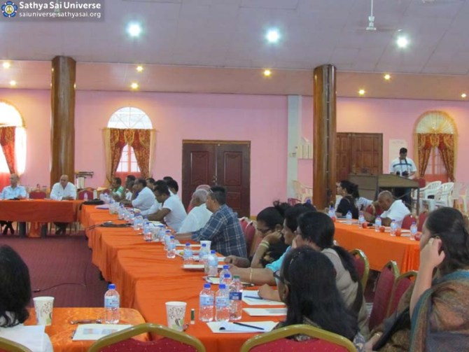 leadership workshop Trinidad1 2016