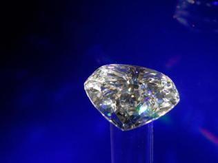 Diamond and mineral wealth
