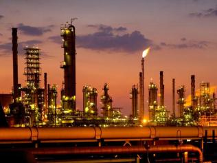 Petro-chemical production