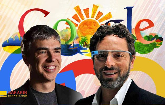 كيف تأسس موقع Google